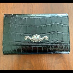 Brighton- Leather purse with built in wallet